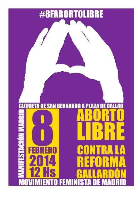 cartel Manifestación 8F (2)