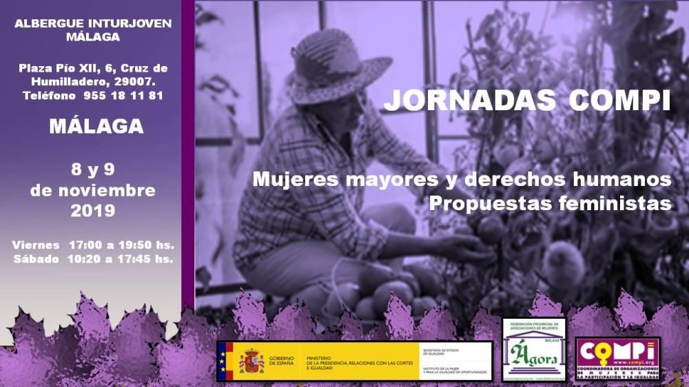 2019 cartel jornads compi málaga